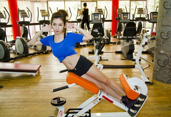 Hướng dẫn cách hít thở đúng khi tập Gym