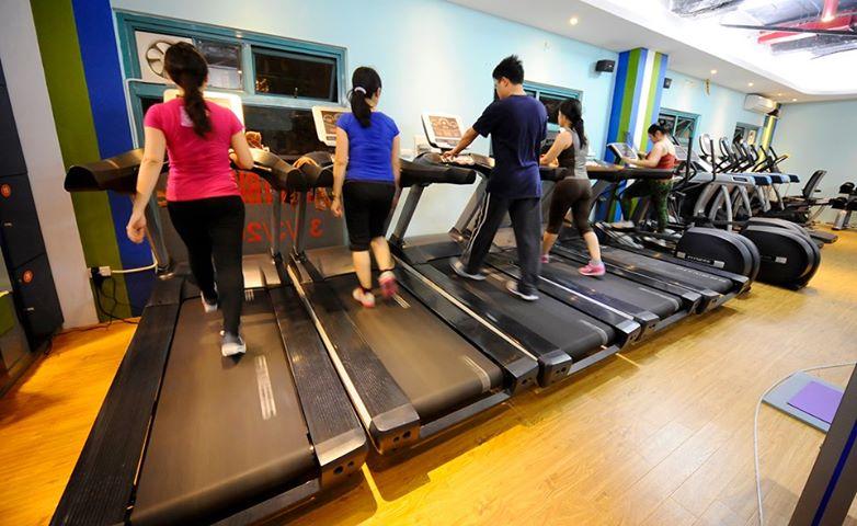 Tập thể dục hiệu quả hơn với máy chạy bộ