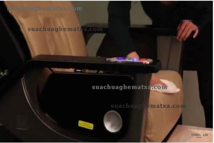 Hướng dẫn bảo trì và vệ sinh ghế matxa tại nhà