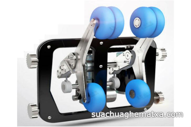 Ghế matxa 3D khác gì với ghế matxa không có 3D