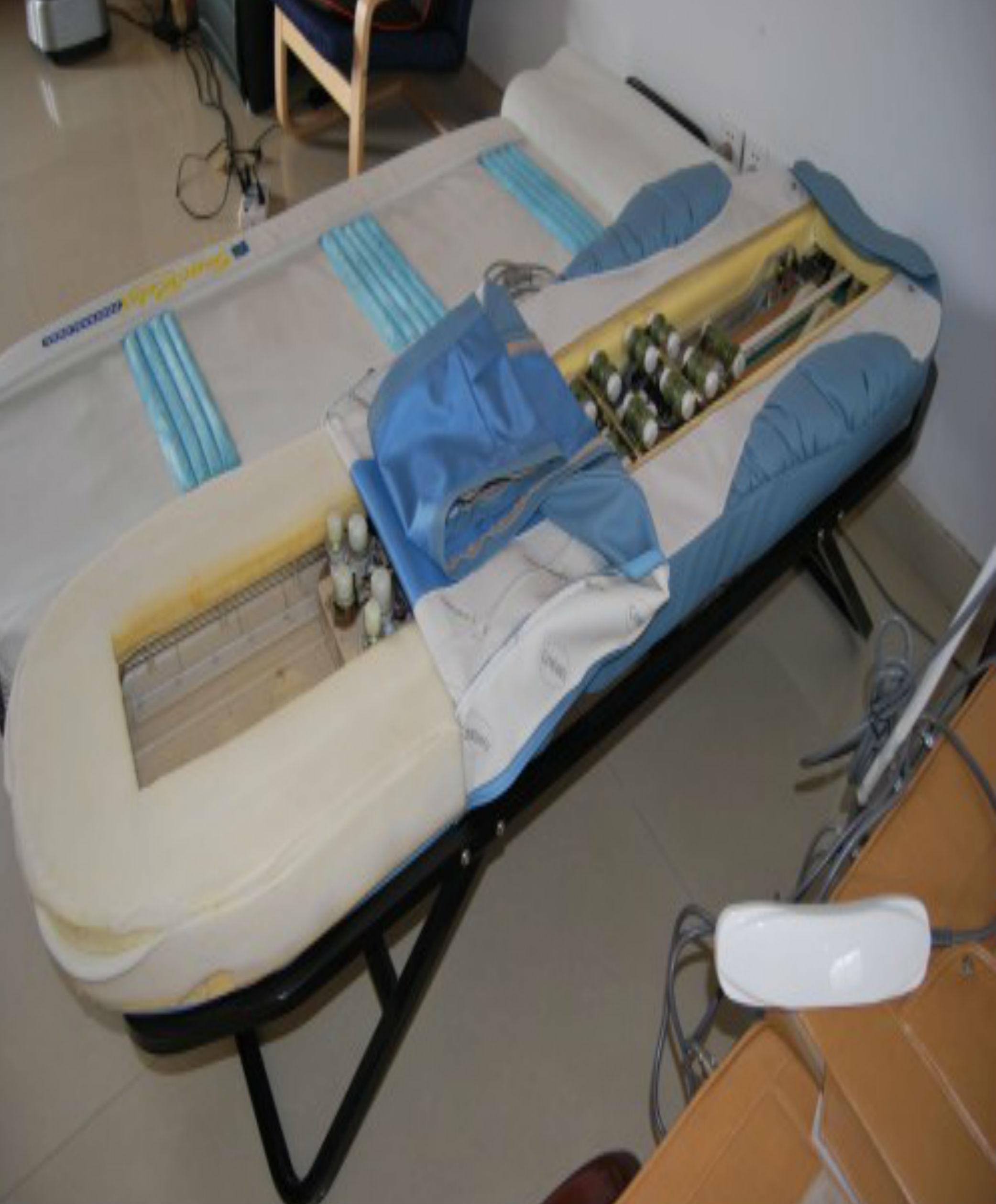 Sửa giường matxa