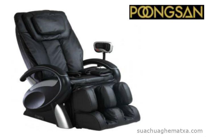 Sửa ghế matxa POONGSAN