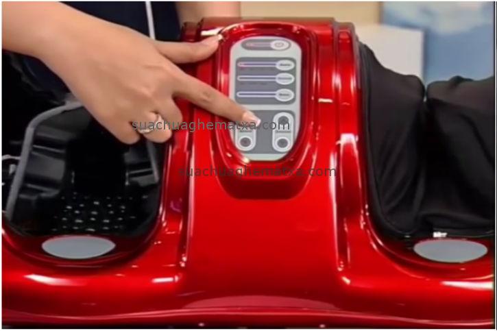 Sửa máy matxa chân
