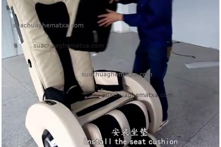 Sửa ghế matxa tại quận Tân Bình