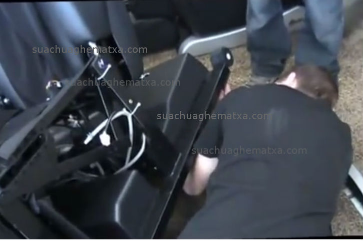 Sửa ghế matxa tại quận Thủ Đức