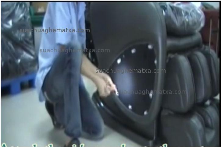 Sửa ghế matxa tại quận Tân Phú