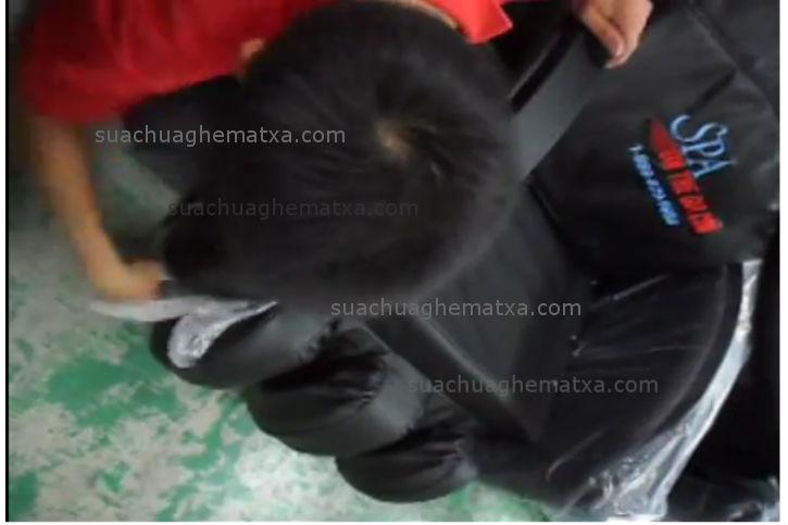 Sửa ghế matxa tại quận Phú Nhuận