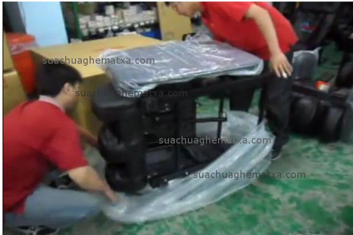 Sửa ghế matxa tại quận Bình Tân